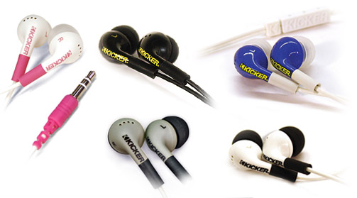 Kicker EB71 Kopfhörer Ear Bud EB 71