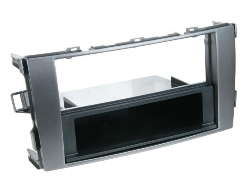 ACV 281300-13-1 RB 2-DIN avec spécialisée Toyota Auris 2007> Le gris anthracite
