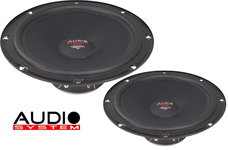 Audio System AS 200 EM EVO Tief / Mitteltöner / Midrange Lautsprecher Stückpreis