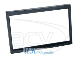 ACV 281040-14 2-DIN Facia Citroen C2/C3, Fiat Scudo, Peugeot 207 / 307