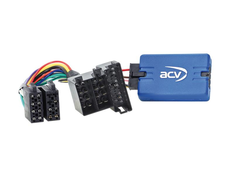 ACV 42-HY-510 SWC Hyundai i30 mit OEM Navigation > Blaupunkt