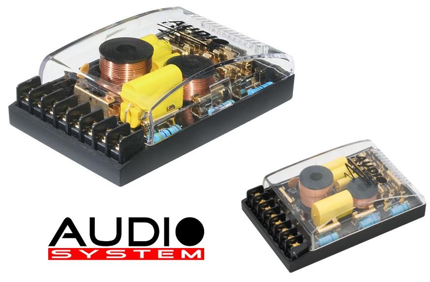 Audio System FWX 2-Wege Frequenzweiche 12 dB