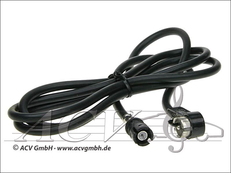 ACV 1501-1501 VW Polo ISO Adattatore di antenna