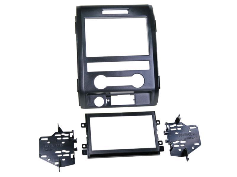 ACV 381114-05 2-DIN RB Ford F150 2009 > schwarz