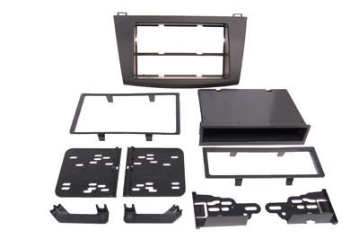 RTA 002.379-0 Multi Einbaurahmen Kit mit Ablagefach Mazda 3 alle Modelle 03 ->