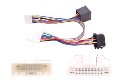 RTA 021.451-0 MP3 PARROTT Kabelsatz Fahrzeugspezifisch für Subaru Fahrzeuge
