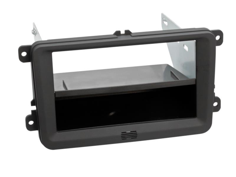 ACV 291320-30-1 RT 2 - DIN RB black with tray Seat / Skoda / VW