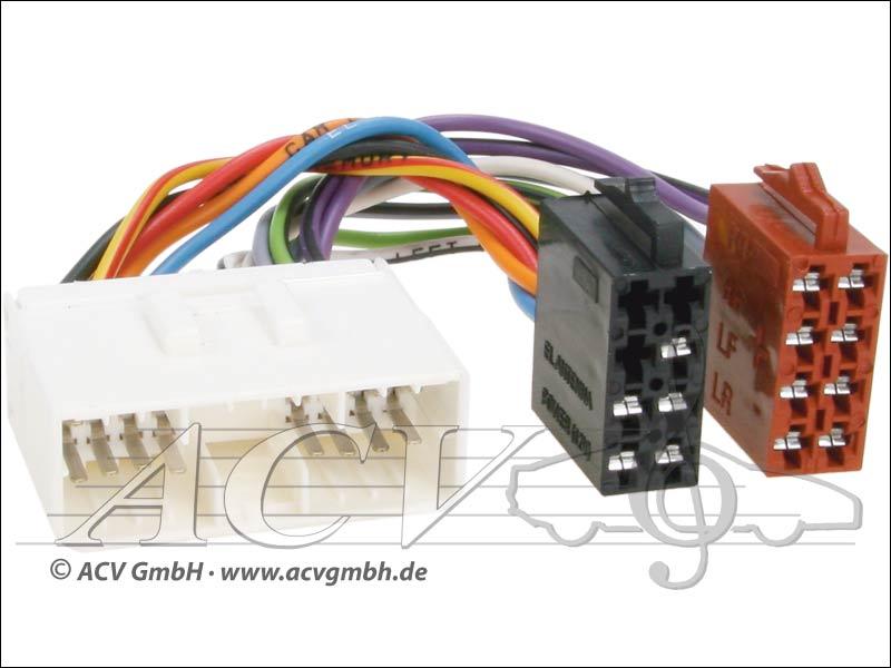 ACV 1275-02 câble Radio SsangYong