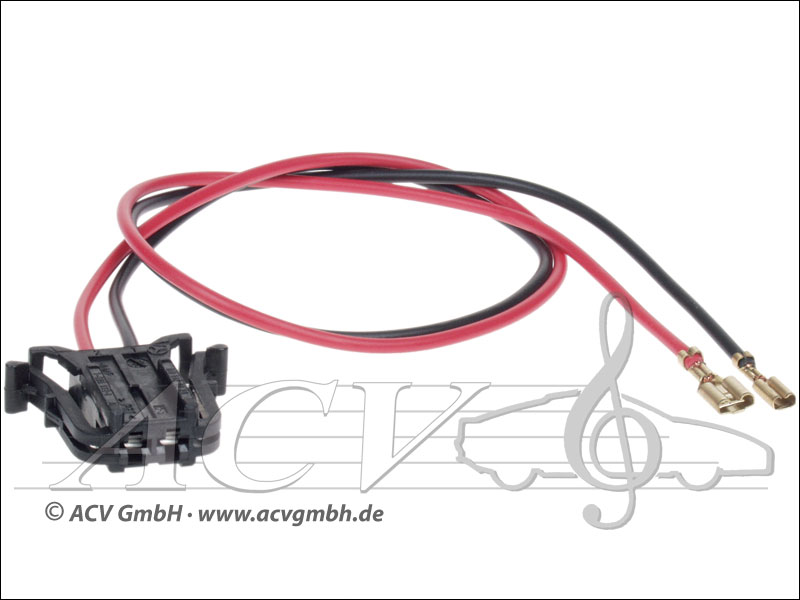 ACV 1191-01 Mercedes Lautsprecheradapterkabel