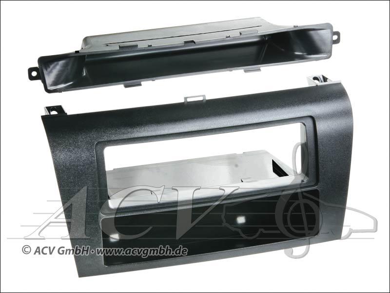 Radioblende Mazda 3 black