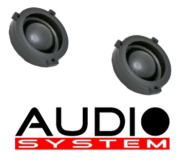 Audio System HS25 VW GOLF IV tweeter for Golf IV, P