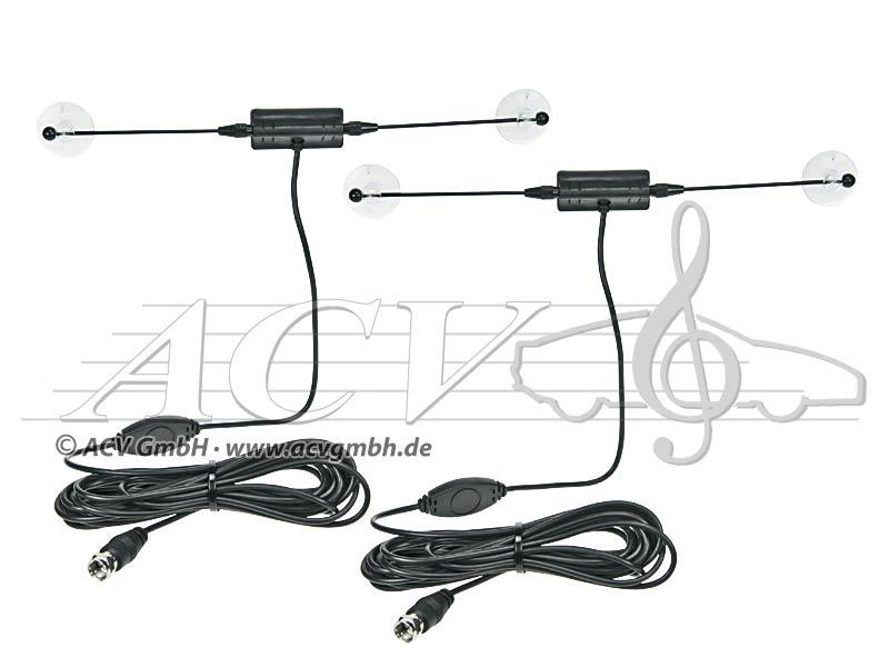 ACV 77aktant Antenna DVB-T attiva
