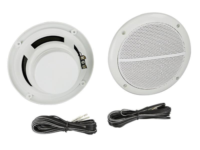 ACV 278000-13  2-Wege Lautsprecher Marine 165mm