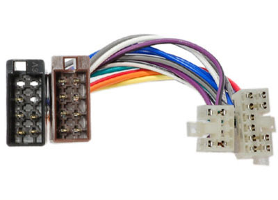 RTA 006.200-0 Specific adapter cable radio