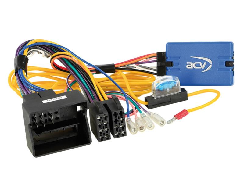 ACV 42-MC-411 SWC Mercedes Vito (Audio 15 ) > Zenec