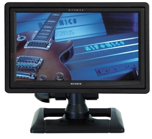 "HiFONICS MX-581S 5.8"" TFT-Monitor MX581S"
