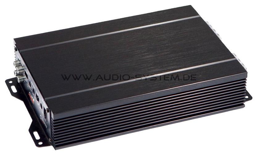 AUDIO SYSTEM CO 95.2 2-Kanal Hochleistungs Verstärker im Class-AB Betrieb CO-SERIES
